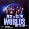 Best of Both Worlds Mixtapes - R&B Edition Vol.1 (Mixed by DJ Chentje & Hosted by MC Shockwave)