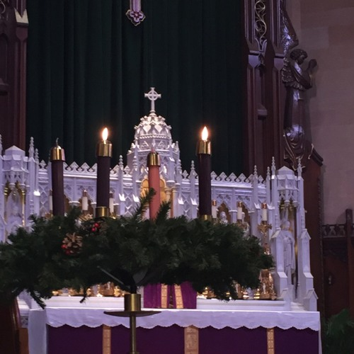 2015-12-06 Homily of Fr. Perrone (9:30 EF) - 2nd Sunday of Advent