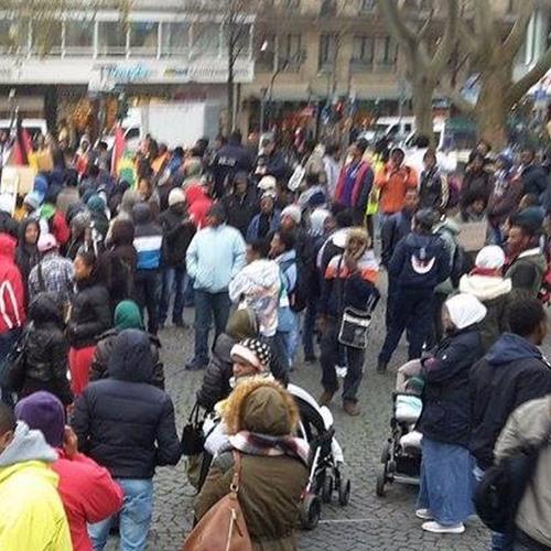 VOA: Hiriira Mormii DC, Frankfurt fi London | Oromo Protests