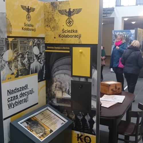 Muzeum w Polichnie_Meandry Historii_Ścieżka Kolaboracji