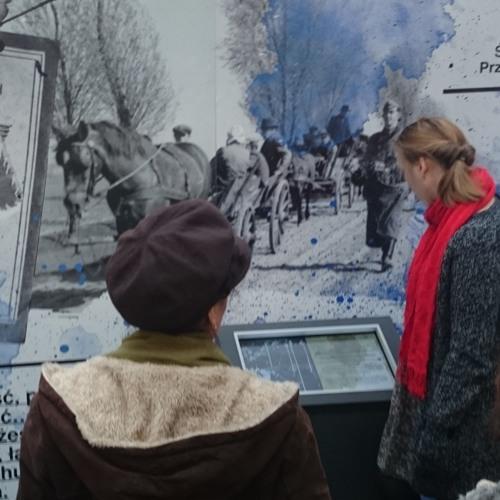 Muzeum w Polichnie_Meandry Historii_Ścieżka Przetrwania