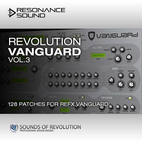 SOR Revolution Vanguard Vol.3