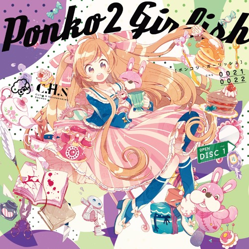 Ponko2 Girlish (Disc1)