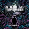 A Day To Remember - Homesick [Album Cover]