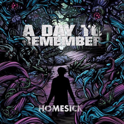 A Day To Remember - Homesick [Album Cover] by Maho | Maho ... A Day To Remember Album Cover