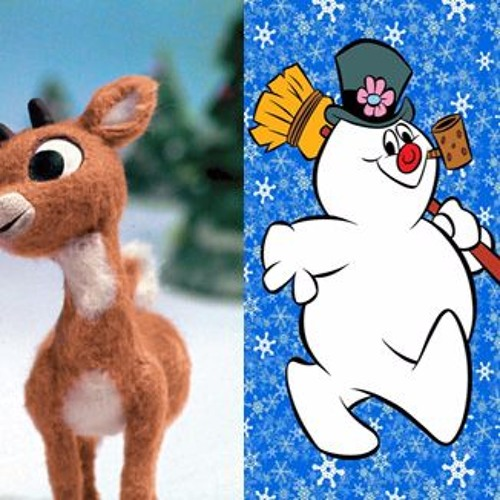 Frosty And Rudolph Die