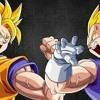 Goku vs vegeta/Duelo de titãs|7MNZ Portada del disco