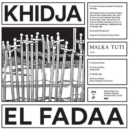 PREMIERE :  Khidja - Drums Of Taksim