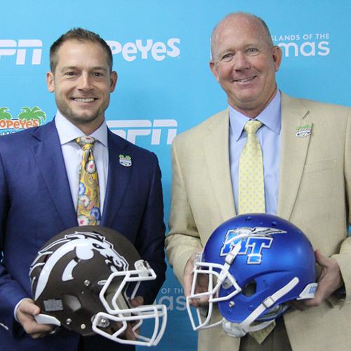 Bahamas Bowl Dec 11 Press Conference