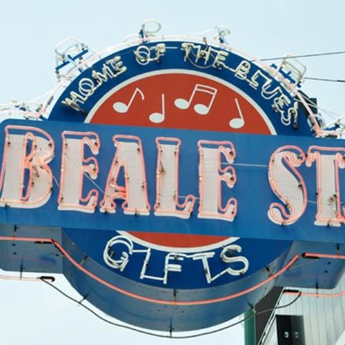 Beale Street Blues - Dan Frechette with Maria Mango (Sept. '99)