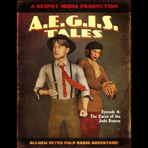 AEGIS Tales 104 - The Curse Of The Jade Demon