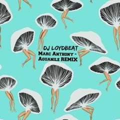 Marc Antony - Aguanile (DjLoydBeat Remix)