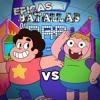 Steven Universe vs Clarence. Epicas Batallas De Rap Friki 1#
