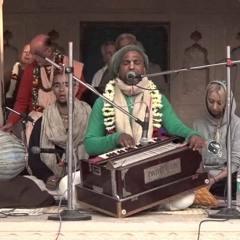 HG Madhava Prabhu - Hare Krsna Kirtan