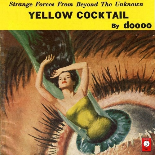 Yellow Cocktail 5 / Mixed By doooo