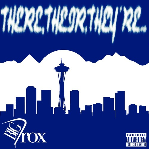 Big Trox - There, Their, They're... Sampler