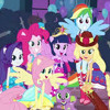 Download Helping Twilight Win The Crown  - My Little Pony  Equestria Girls - (www.Heathlane.co.uk) Mp3