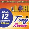 HOYY HOY 12 DE DIC. TONY ROSADO DE YO SOY GRATIS EN LOS CIPRECES FIESTA DE LA VIRGEN DE GUADALUPE