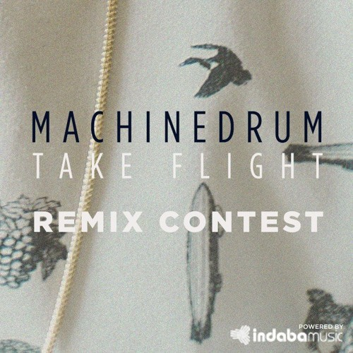 Machinedrum - Take Flight (Rushkeys Remix)