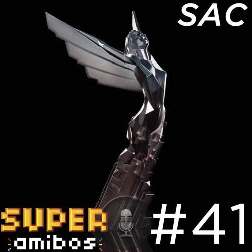SAC 41 - PSX 2015, VGA 2015 e Lambidas de Cosplayers
