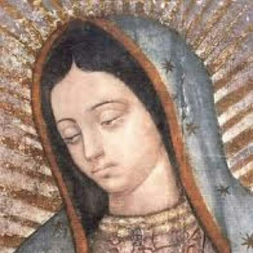 En el manto de la Virgen de Guadalupe en las estrellas encontraron unas notas musicales y segun los expertos esta melodia fue la que escucho San Juan Diego cuando vio a Nuestra Madre Maria, compartanla escuchenla cuando esten tristes les dara paz, cuando