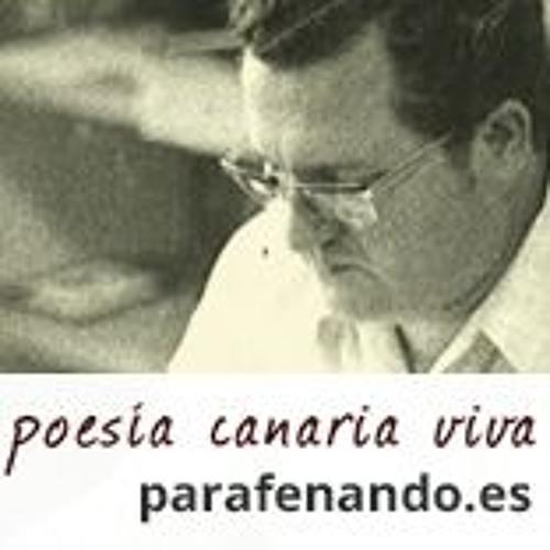 """Fernando Ramírez en  """"La voz de los poetas"""""""