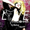 Madonna Feat. M.I.A., Nicki Minaj - Give Me All Your Luvin [DJ WICKEY REMIX 2K12]
