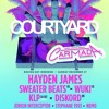 Vicious Beats - Courtyard Party Warm-Up Mix (27.12.15) mp3