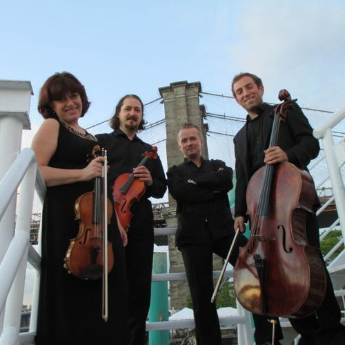 St. Petersburg Piano Quartet, Schumann Piano Quartet, II Mov.
