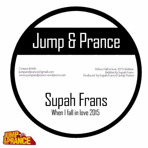 Supah Frans - When I Fall In Love 2015 - Jump & Prance Studio