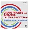 Craig Pruess Feat Ananda Lalitha Ashtotram Audio Junkies And Sahar Z Remix Sudbeat Mp3