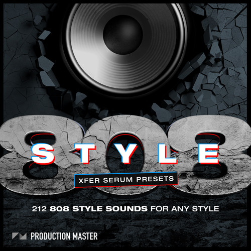 808 Style - 212 Xfer Serum Presets