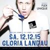 Unique @ Gloria (nach Jan Blomqvist) - 12.12.2015