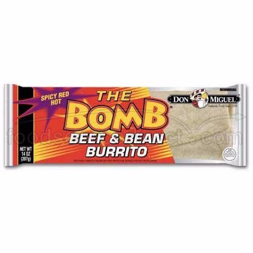 Microwave Burritos