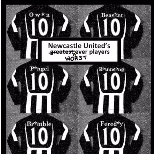 Newcastle United's Greatest Ever Players - (Sample Chapter - JEAN ALAIN BOUMSONG)