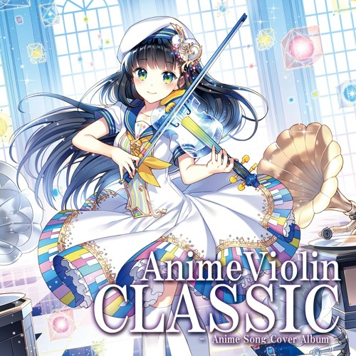 TAM3-0137 AnimeViolin CLASSIC / DEMO / Violin+Piano:TAM(TAMUSIC)