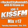 106.5 Kiss FM Rocket City Remix At 5 Tuesday 09.15.15