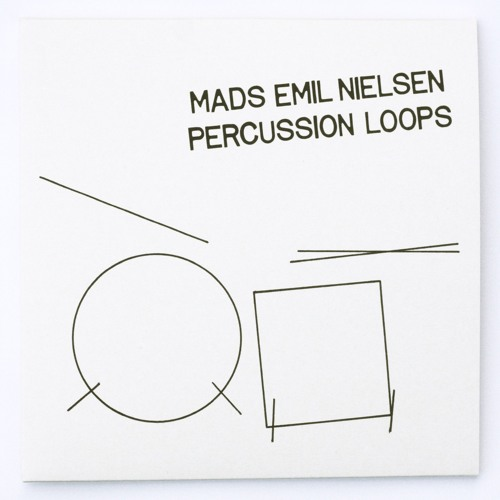 Mads Emil Nielsen - Percussion Loops 7""