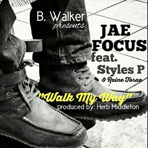 "B. Walker's presents: ""Walk My Way"" feat. STYLES P & Raine Torae [produced by: Herb Middleton]"