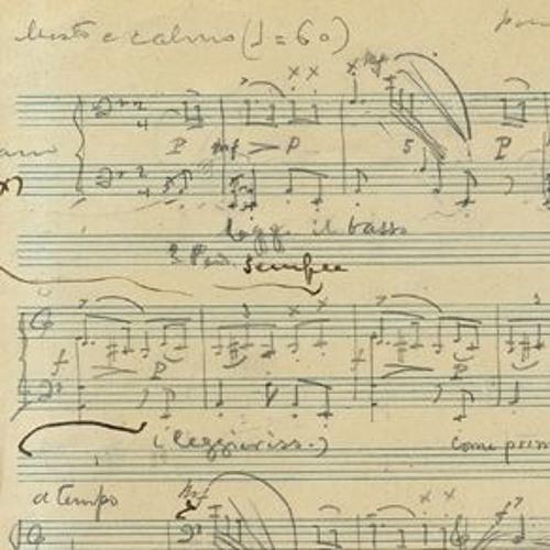Homenaje para la Tumba de Debussy