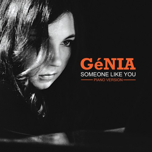 GéNIA 'Someone Like You' classical piano version