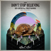 Ben Ashton feat. Philip Manning - Don't Stop Believing (Maxim Kurtys Remix)