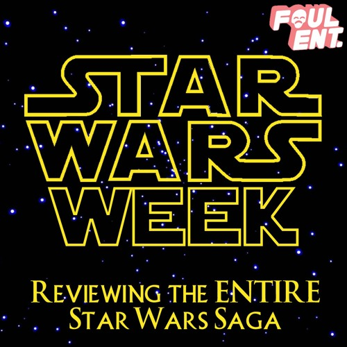 STAR WARS WEEK - Day 4: A New Hope Review