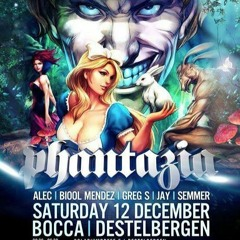 DJ BIOOL - PHANTAZIA @ BOCCA (main room mix)