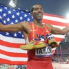 Christian Taylor discusses triple jump, Russia's ban, and Twizzlers