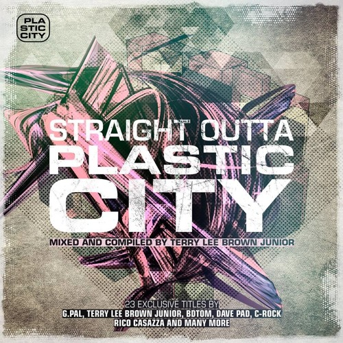 "Jeff Swing - ""Oh"" / Straight Outta Plastic City / mixed by Terry Lee Brown Jr."