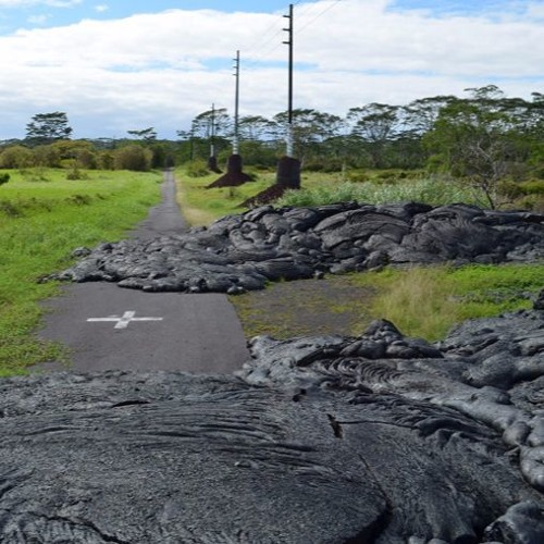 Elise Rumpf: Figuring Out How Lava Flows