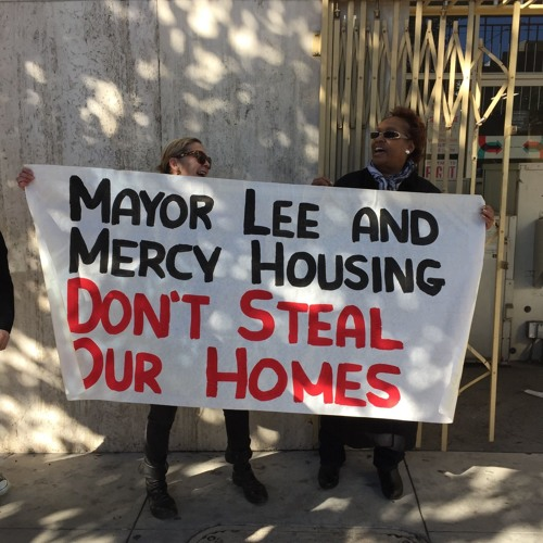 Midtown Residents Fight for Secure Housing