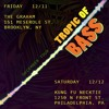 Tropic of Bass Live @ The Graham/NY (12/11/15)