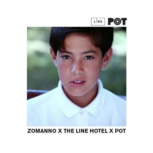 ZOMANNO x The LINE Hotel